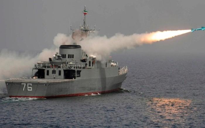Iran - Nga chuẩn bị tập trận hải quân