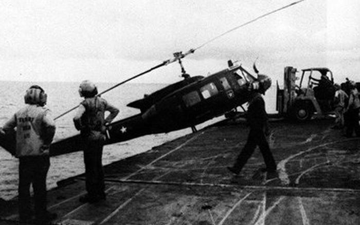 UH-1 - biểu tượng thất bại của Mỹ trong chiến tranh Việt Nam