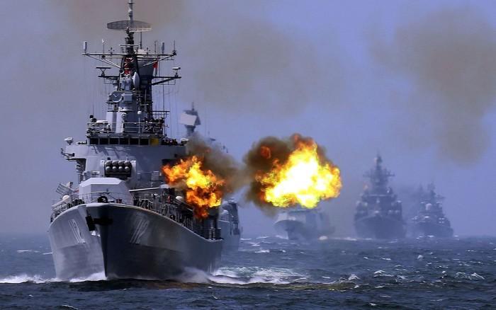 Điểm mặt tàu chiến Trung Quốc
