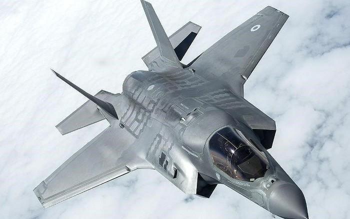Phi đội F-35 hàng tỉ USD của Úc nguy cơ bị gỉ sét