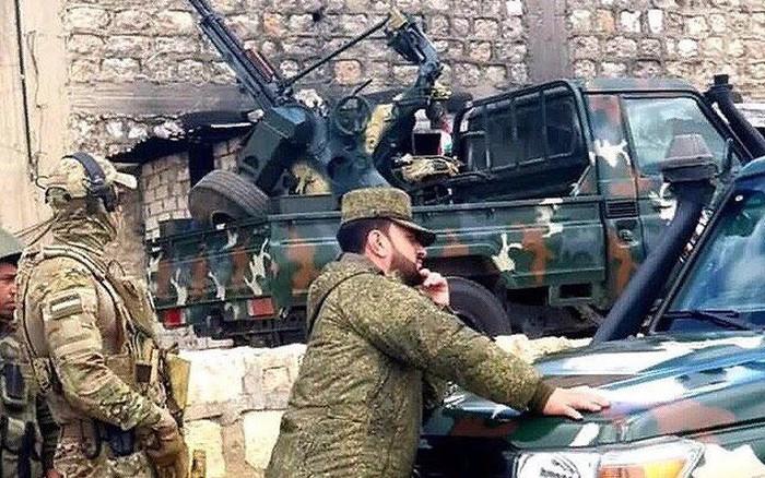 """Sư đoàn """"Hổ Syria"""" giải phóng thị trấn chiến lược trên miền bắc Hama"""