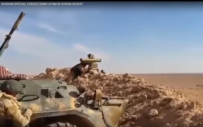 Đặc nhiệm Nga bất ngờ xuất hiện tiêu diệt IS ở Deir Ezzor