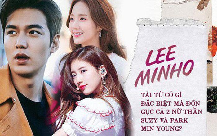 Điều gì làm nên sức hút của Lee Min Ho: Chàng trai cưa đổ Suzy, Park Min Young, khiến 2 bé gái đánh nhau...