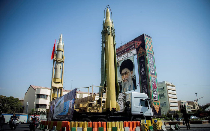 Iran ra sức làm giàu uranium ngay sau khi Mỹ rút khỏi thỏa thuận hạt nhân?