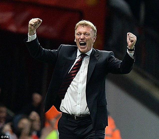 Trận thắng Liverpool ở Capital One Cup giúp Moyes ít nhiều lấy lại niềm tin của CĐV.