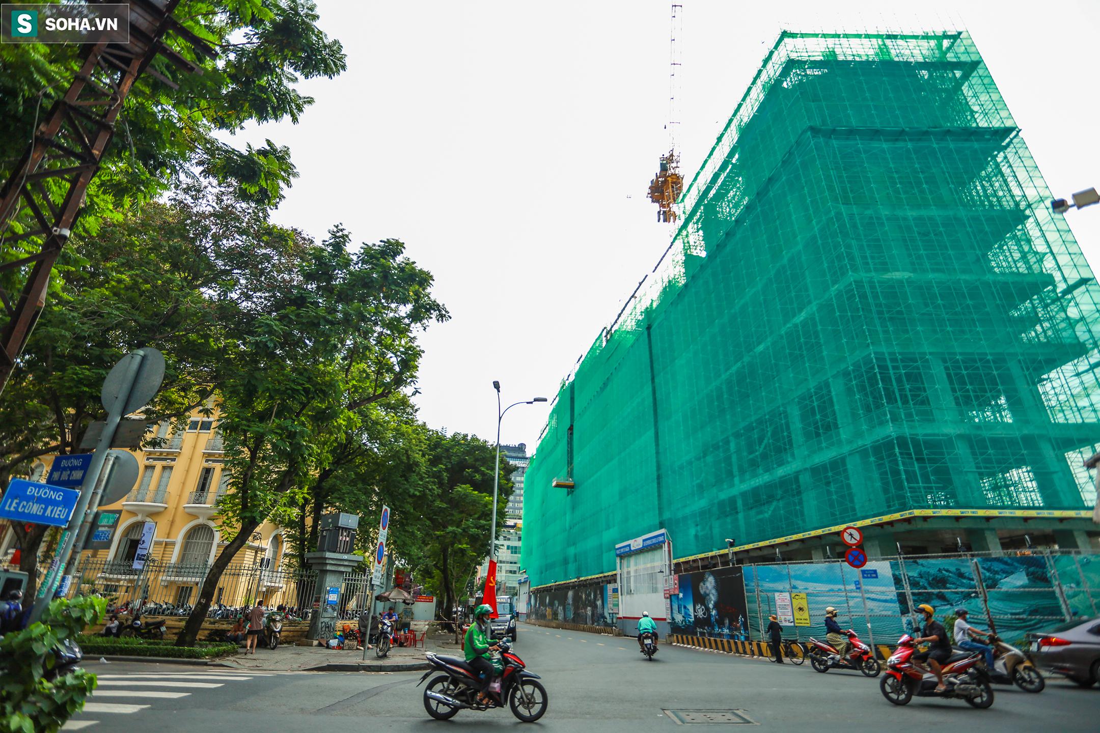 Dự án tứ giác Bến Thành có vị trí đắc địa bậc nhất TP.HCM thi công gây lún nứt Bảo tàng Mỹ thuật - Ảnh 10.