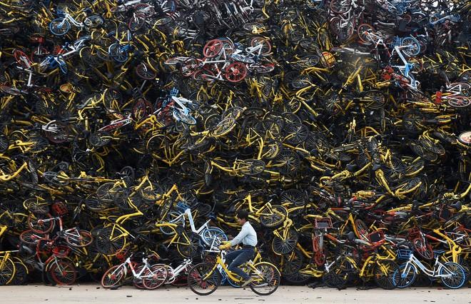 Người TQ sợ hãi vì lời cầu cứu vang lên từ nghĩa địa của xe đạp biết nói - Ảnh 1.