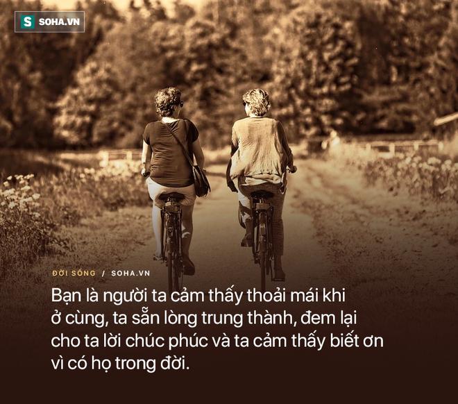 Con người sống trên đời, có 5 người nhất định phải coi trọng, không làm được phúc đức sẽ tiêu tan - Ảnh 4.