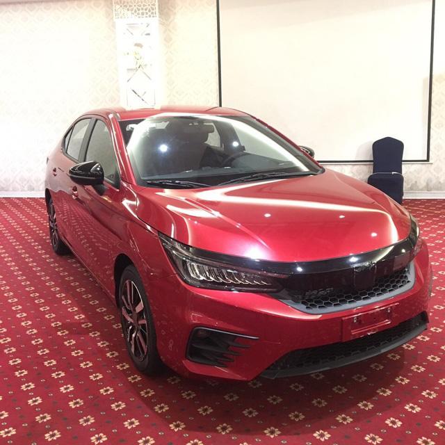Honda City 2020 lộ diện tại Việt Nam: Tiểu Accord thay đổi toàn diện đe nẹt Toyota Vios - Ảnh 1.
