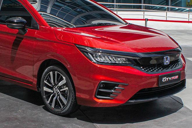 Honda City 2020 lộ diện tại Việt Nam: Tiểu Accord thay đổi toàn diện đe nẹt Toyota Vios - Ảnh 3.