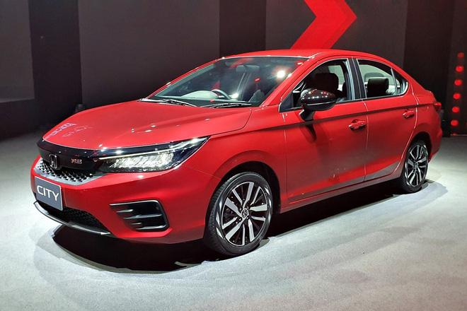 Honda City 2020 lộ diện tại Việt Nam: Tiểu Accord thay đổi toàn diện đe nẹt Toyota Vios - Ảnh 5.