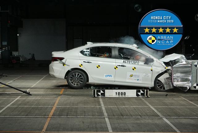 Honda City 2020 lộ diện tại Việt Nam: Tiểu Accord thay đổi toàn diện đe nẹt Toyota Vios - Ảnh 7.