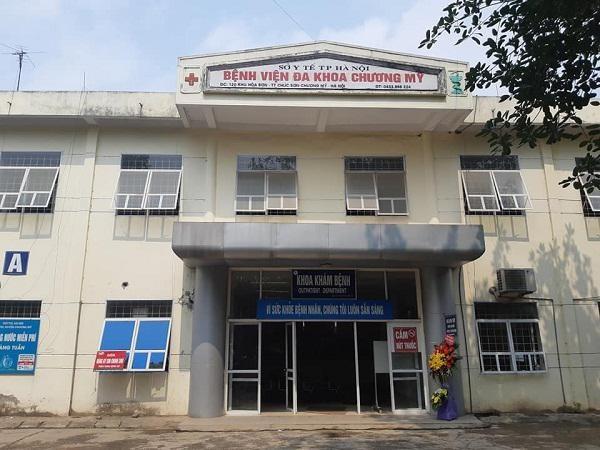 Thai phụ 36 tuần tử vong sau khi vỡ ối tại Bệnh viện Chương Mỹ - Ảnh 1.