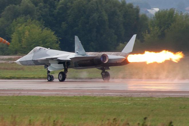 Chuyên gia Mỹ hiến kế giúp tiêm kích tàng hình Nga thoát ế: Lộ diện khách hàng của Su-57 - Ảnh 2.