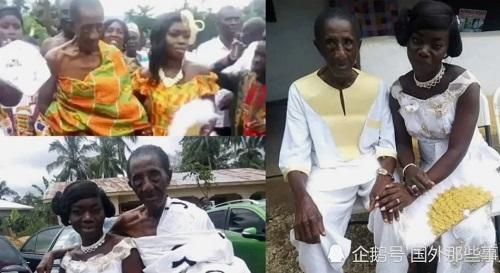 Cụ ông 106 tuổi cưới vợ trẻ kém tận 71 tuổi, sinh thêm được 4 người con - Ảnh 1.