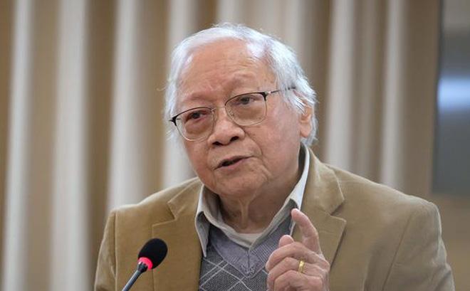GS Trần Đình Sử: Ảnh bốn cái làn trong sách Tiếng Việt lớp 1 là bịa đặt - Ảnh 1.