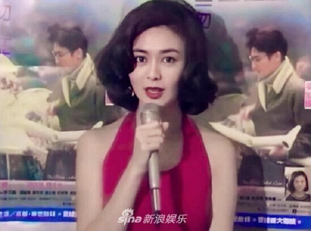Hình ảnh 29 năm trước của Quan Chi Lâm bất ngờ bị đào lại, netizen xuýt xoa: Không hổ danh đệ nhất mỹ nhân - Ảnh 1.