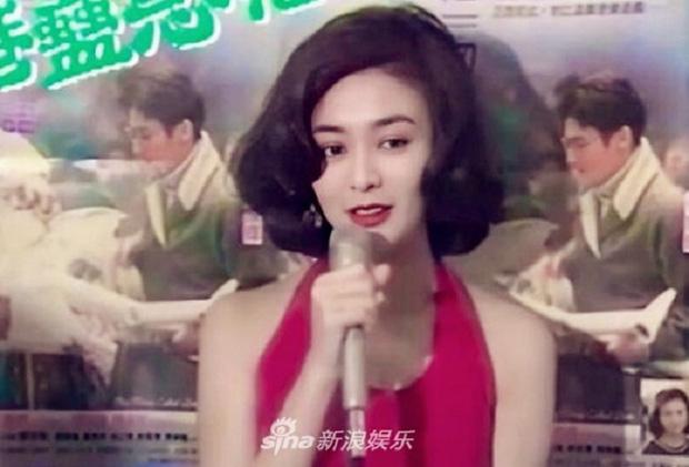 Hình ảnh 29 năm trước của Quan Chi Lâm bất ngờ bị đào lại, netizen xuýt xoa: Không hổ danh đệ nhất mỹ nhân - Ảnh 2.