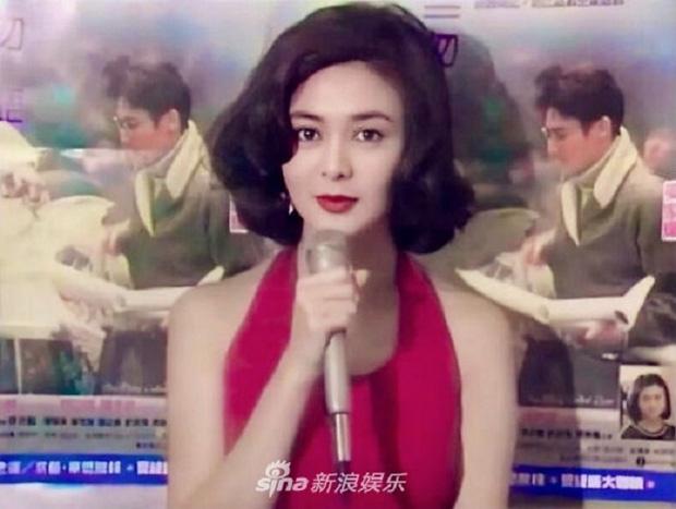 Hình ảnh 29 năm trước của Quan Chi Lâm bất ngờ bị đào lại, netizen xuýt xoa: Không hổ danh đệ nhất mỹ nhân - Ảnh 3.