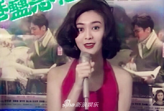 Hình ảnh 29 năm trước của Quan Chi Lâm bất ngờ bị đào lại, netizen xuýt xoa: Không hổ danh đệ nhất mỹ nhân - Ảnh 4.
