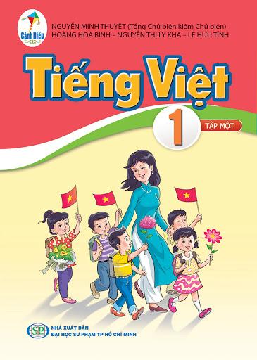 Sẽ chỉnh sửa nội dung chưa phù hợp ở SGK Tiếng Việt lớp 1 - Cánh Diều - Ảnh 1.