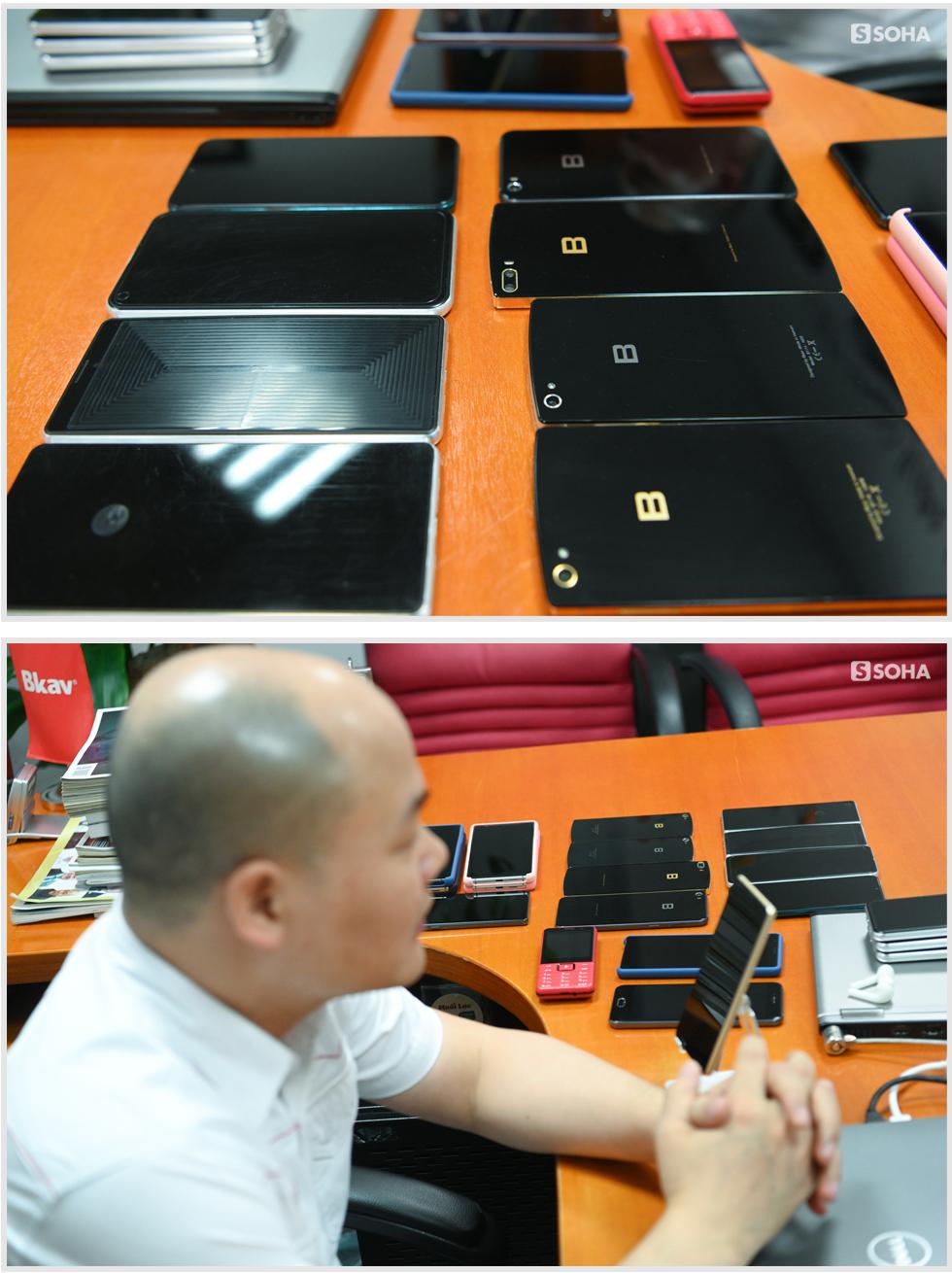 [Bí mật phòng sếp] Căn phòng không thể tin nổi của Nguyễn Tử Quảng và kiểu quần áo không đổi suốt 10 năm - Ảnh 6.