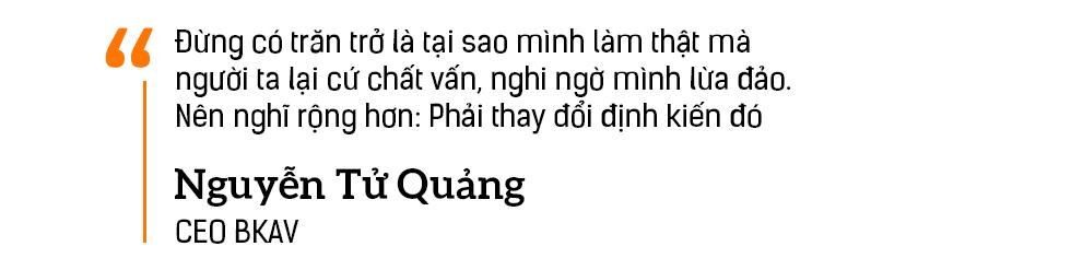 [Bí mật phòng sếp] Căn phòng không thể tin nổi của Nguyễn Tử Quảng và kiểu quần áo không đổi suốt 10 năm - Ảnh 7.