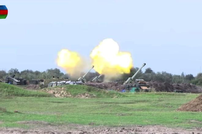 Rộ tin lực lượng đặc biệt của Thổ bị bao vây ở Nagorno-Karabakh - Trực thăng Mỹ tháo chạy khỏi lực lượng Nga ở Syria? - Ảnh 1.