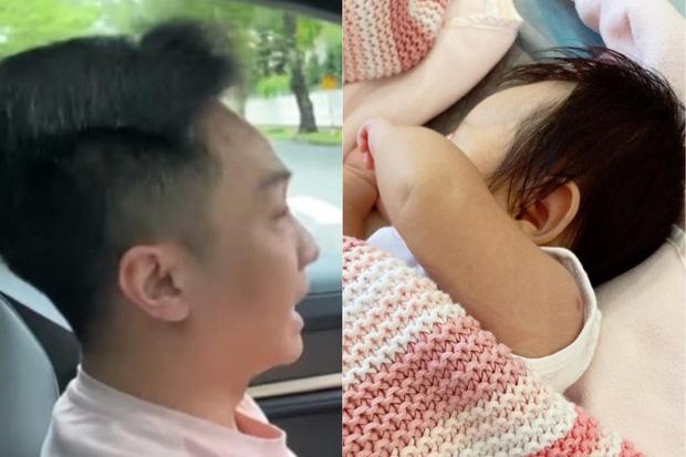 Đàm Thu Trang khoe ảnh con gái, chưa lộ mặt nhưng cư dân mạng đã soi ngay ra điểm giống y sì đúc Cường Đô La - Ảnh 2.