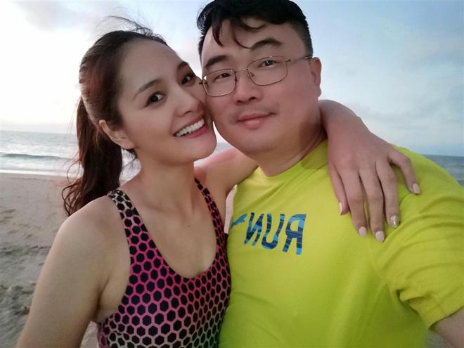Chân dung ông xã Trung Quốc của Hoa hậu đẹp nhất châu Á Hương Giang - Ảnh 4.