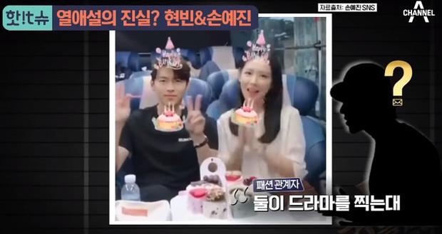 MXH rầm rộ tin Hyun Bin - Son Ye Jin bí mật kết hôn lúc quay Hạ Cánh Nơi Anh, loạt nhà báo lên truyền hình kể lại sự việc - Ảnh 5.