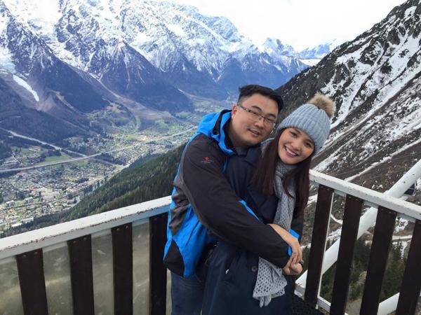 Chân dung ông xã Trung Quốc của Hoa hậu đẹp nhất châu Á Hương Giang - Ảnh 5.