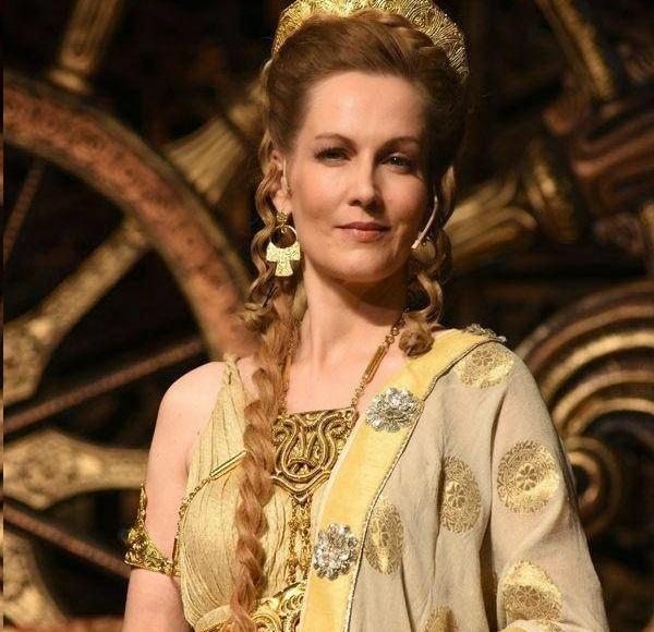 Hình ảnh về công chúa Helena của Hy Lạp trong bộ phim Ashoka. Nguồn Photo: internet