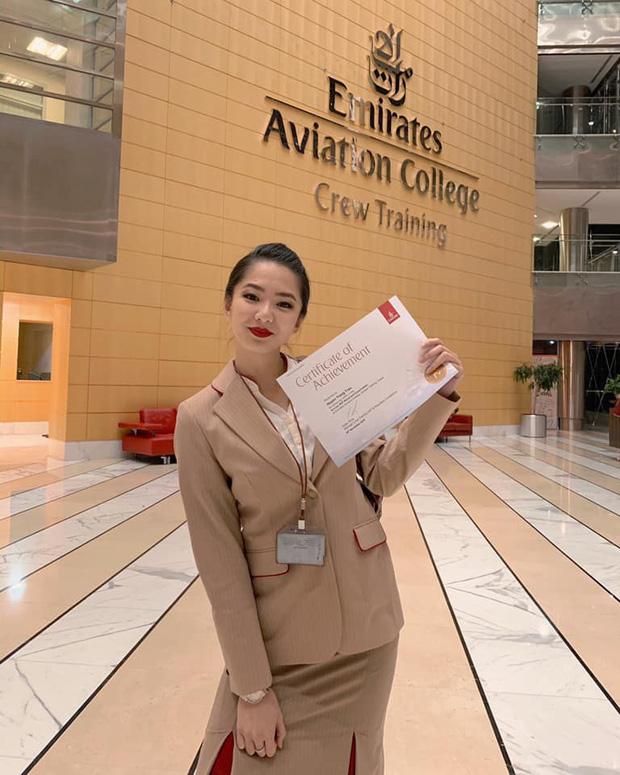 Gái đẹp Việt làm tiếp viên tại hãng hàng không đắt giá nhất hành tinh: Lương gần 1 tỷ/năm, từng đặt chân đến 76 quốc gia - ảnh 3