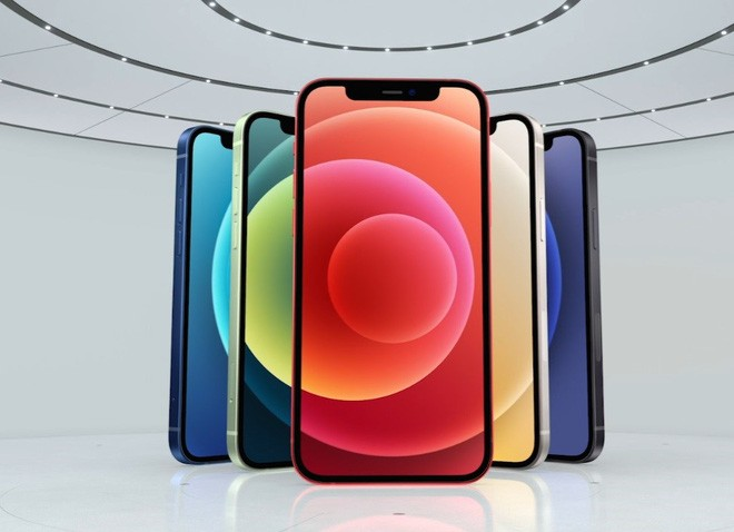 iPhone 12 và iPhone 12 mini ra mắt: Màn hình OLED, nâng cấp camera, A14 mạnh hơn 40%, hỗ trợ 5G, giá từ 699 USD - Ảnh 1.