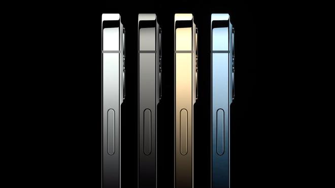 iPhone 12 Pro & iPhone 12 Pro Max ra mắt: 5G, camera nâng cấp, màu xanh mới, màn hình lớn hơn nhưng không có 120Hz - Ảnh 2.