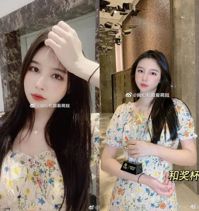 """Lại thêm một hot girl Trung Quốc """"ngã ngựa"""" vì nhan sắc thật trên sóng livestream khác xa ảnh trên mạng - Ảnh 2."""