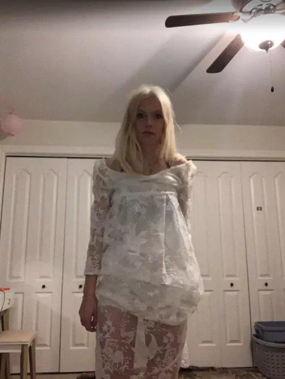 Đặt mua váy cưới online, cô dâu nhận về cái màn tuyn nên chán chẳng muốn lấy chồng nữa - Ảnh 2.