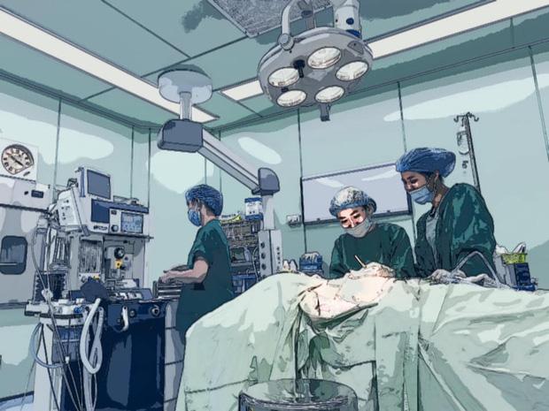 Bạn trai chuyển giới phẫu thuật cắt vòng 1, Miko Lan Trinh túc trực trong phòng mổ động viên suốt 2 tiếng - Ảnh 4.