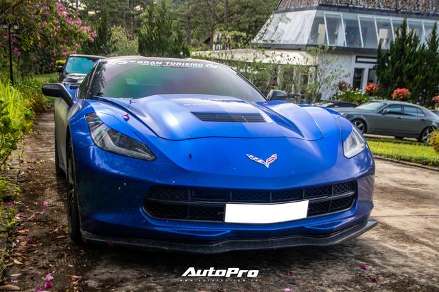 Cận cảnh Chevrolet Corvette C7 Stingray màu độc giá hơn 4 tỷ đồng của dân chơi Trà Vinh - Ảnh 6.