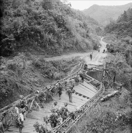 Tầm nhìn chiến lược của Đảng trong Chiến dịch Biên giới Thu - Đông 1950 - ảnh 2