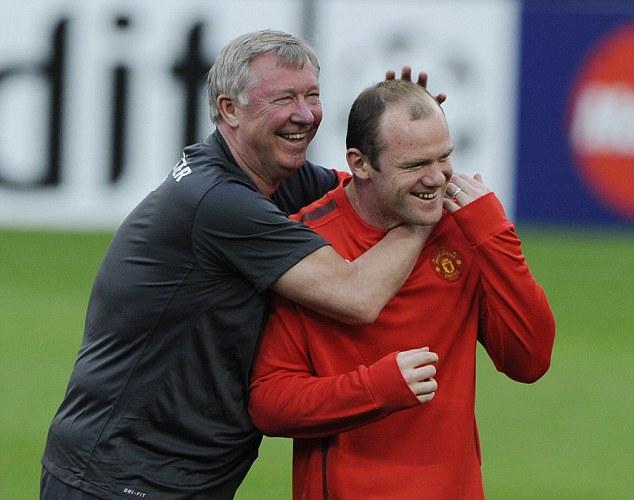 Sau siêu phẩm đá phạt, Rooney đứng trước cơ hội được thăng chức thành HLV - Ảnh 3.