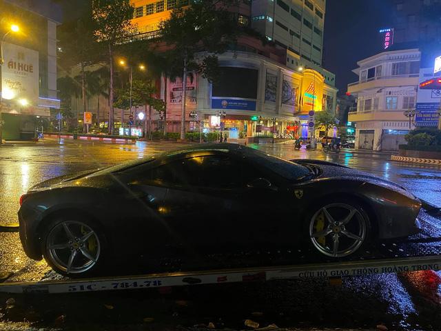 Doanh nhân Hải Phòng chia tay Ferrari 488 GTB màu xám từng của doanh nhân Nguyễn Quốc Cường - Ảnh 1.