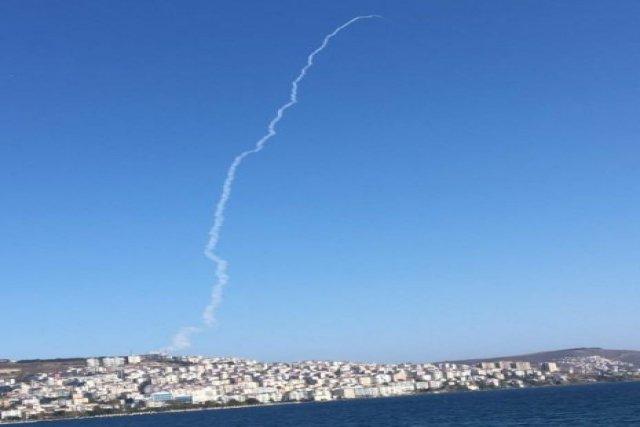Thổ Nhĩ Kỳ chính thức phóng tên lửa S-400 mua từ Nga: Xuất sắc diệt gọn mục tiêu! - Ảnh 1.
