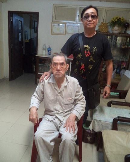 """Truyền nhân phái Thái Cực Đường Lang ở Sài Gòn & """"tuyệt kỹ"""" đánh vào huyệt đạo đối thủ - Ảnh 2."""