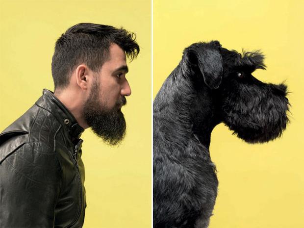 Bộ ảnh chứng minh chủ và thú cưng chung sống càng lâu càng giống nhau - Ảnh 17.