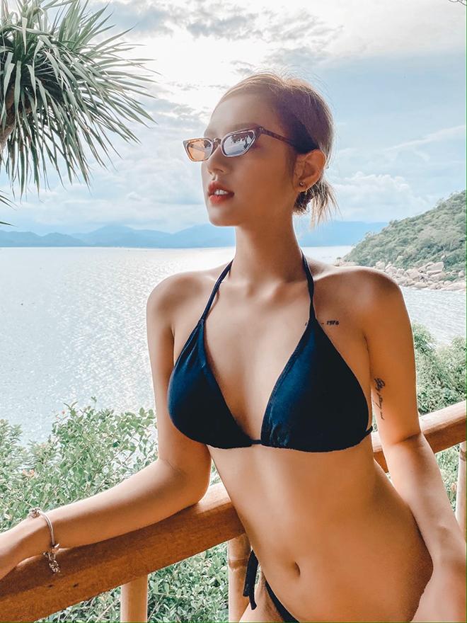 Thân hình sexy tuổi 18 của chị dâu Diệp Lâm Anh - Ảnh 11.