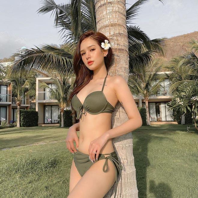 Thân hình sexy tuổi 18 của chị dâu Diệp Lâm Anh - Ảnh 7.