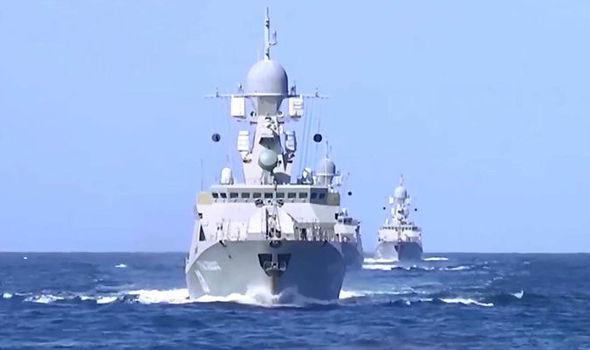 Cuộc chiến âm thầm giữa TT Putin-Erdogan ở Nagorno-Karabakh: Nga có nguy cơ mất biển Caspi? - Ảnh 2.