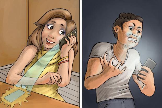 Loạt ảnh diễn tả 2 kiểu người thường gặp trong cuộc sống, xem xem biết đâu bạn cũng tìm thấy chính mình trong đó - Ảnh 16.